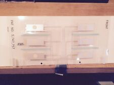 Used Whirlpool Commercial Dryer Touchpad/ Membrane Switch # 3407171
