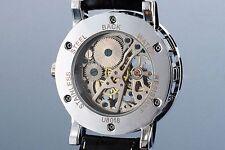 Markenlose Unisex Armbanduhren mit Skelettuhr-Funktion