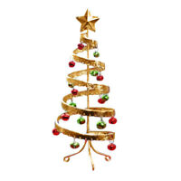 11'' Mini Christmas Tree Centerpiece Home Party Tabletop Decoration Ornament