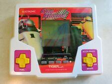 Vintage 1988 Tiger electronics Super Speedway Car Racing Hand Held Game