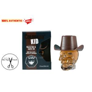 Gibs Colorado Kid Beard, Hair & Tattoo Oil - 1 oz