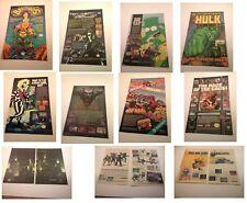 Vtg Video Games Advertising Print ADS NES SNES PS1 N64 SEGA+ RARE HTF You choose