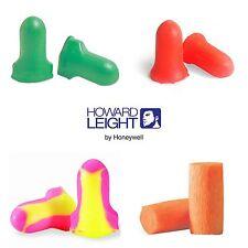 Howard Leight Ear Plugs - Laser Lite, Max, Max Lite, MultiMax, Matrix Earplugs