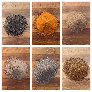 Set of 6 Spices - Biltong, Gift, Biltong Spice, Biltong Box, Spices & Herbs