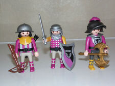 Playmobil Red Serpent  Knight Weapon Shield Castle Joust Medieval Figure