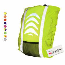 Salzmann Reflective Hi Vis Backpack Cover   With 3M Scotchlite   Waterproof