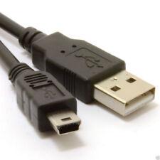 0.5 m 2.0 A USB vers Mini B 5 broches Câble plomb Court 50 CM