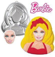 Wilton Barbie Doll Girls  Party Cake Pan Tin Mold BAKING BAKEWARE