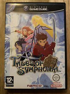 Nintendo Gamecube - Tales Of Symphonia - PAL - FRA Namco