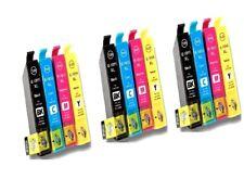 12 Ink Cartridges for Epson XP412 XP415 XP315 XP312 XP215 XP212 XP305 XP-202 2