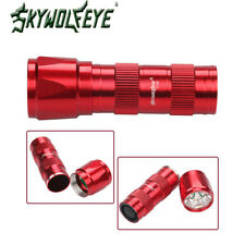 Mini 9000LM LED High Power Torch Tactical Flashlight Fit AAA Lamp Light Camping*