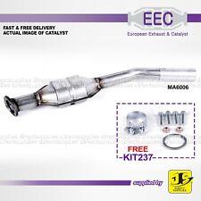 EEC CATALYST MA6006 MAZDA MX5 1.6 1.8 16V PETROL CONVERTIBLE B6D BP-ZE FREE KIT
