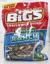 Bigs Hidden Valley Ranch Sunflower Seeds 5.35 oz 2 Bags