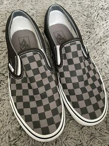 Vans Checkerboard Slip On UK 6.5