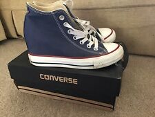 Converse Wedge Size 4
