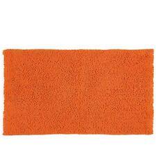 Tappeto Gedy da bagno arancione cotone 100% 70x120 cm Tiziano