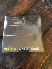 Tonto+ [Single] by Battles (CD, Oct-2007, 2 Discs, Warp) - Sealed