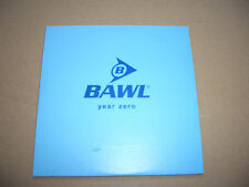 BAWL - YEAR ZERO - PROMO CD ALBUM IN A CARD SLEEVE