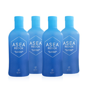 ASEA 4x960ml Boosts Immune Respiratory Cardio Hormone Digestive