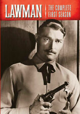 Lawman The Complete First Season DVD Peter Brown John Russell