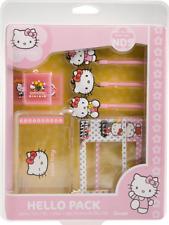 Pack de Hello Kitty con 4 accesorios Nintendo Dsi - licenciado y original