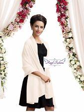 New Chiffon Wrap Stole Shawl For Weddings Bridal Bridesmaid & Evenings Wear
