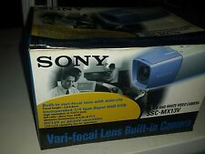 Sony SSC-MX13V