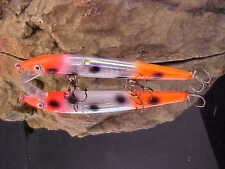 Rapala® Husky Jerk HJ12-2039 UV Custom-Painted WARRIOR LURES for WALLEYE/SALMON