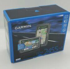 Garmin Nuvi 2455LMT GPS Receiver Navigation Device- NEW