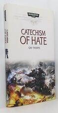 Catechism of Hate Space Marine Battles Warhammer 40,000 (Signed Ltd Edition)
