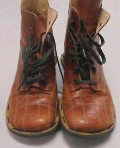 Lisa Tucci Gr.39  Damen Stiefel  Stiefeletten Boots   neuwertig braun