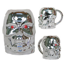 Terminator T-800 Head 20 oz. Molded Mug New!