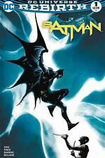 BATMAN #1 DYNAMIC FORCES JAE LEE EXCLUSIVE COLOUR COA COVER DC 2016