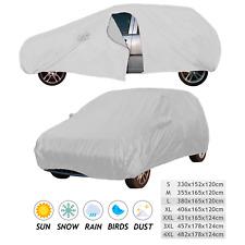 Telo Premium Impermeabile Copri Auto Universale Resistente Elastico L