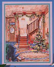 Pegasus Piblication MARTY BELL READY FOR CHRISTMAS Cross Stitcc Chart Victorian