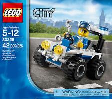 LEGO City #30228 - Police Quad ATV - Collector 2014 - NEUF / NEW - SEALED