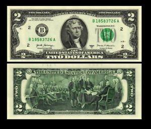 USA 2 DOLLARS 2017A P NEW UNC (B-NEW YORK)