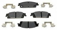 ACDelco 17D1707CH Rear Ceramic Brake Pads