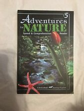 Adventures in Reading Abeka Grade 5 Speed & Comprehension Reader 2 Ship Options
