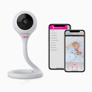 iBaby Smart WiFi Baby Monitor M2C, 2.4GHz, 1080P Camera, Infrared Night Vision,