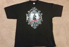 Men's Highlander Shirt Methos Size XL Black