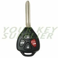 New Keyless Entry Remote Key Fob for Toyota Camry 2011