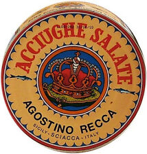 Agostino Recca Anchovies in Salt - 800 grams