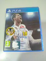 Fifa 18 EA SPORTS Cristiano Ronaldo - Set PS4 Ausgabe Spanien Pal - 3T