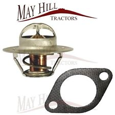 Massey Ferguson TE20 35x 135 148 240 550 Tractor Thermostat & Gasket 82°C-87°C
