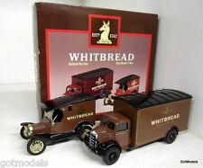 Corgi 1/50 Scale D94/1 Whitbread Ford Model T van & Bedford box van Diecast set