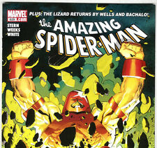 The Amazing Spider-Man #629 The Juggernaut from June 2010 in VF- condition DM