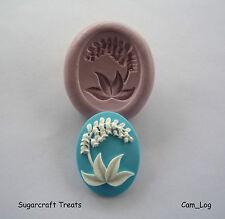 Giglio della Valle Fiore 2 Stampo In Silicone,Sugarcraft Cupcake Biglietto