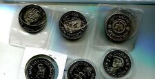 CANADA 1975 1977 1978 INDIAN DAYS LAKE LOUISE MEDAL LOT OF 7 DIFFERENT 8368J