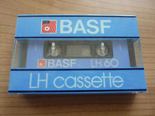 BASF LH 60 audio cassette tape sealed